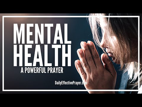 Prayer For Mind Healing - Prayer For Healing Your Mind