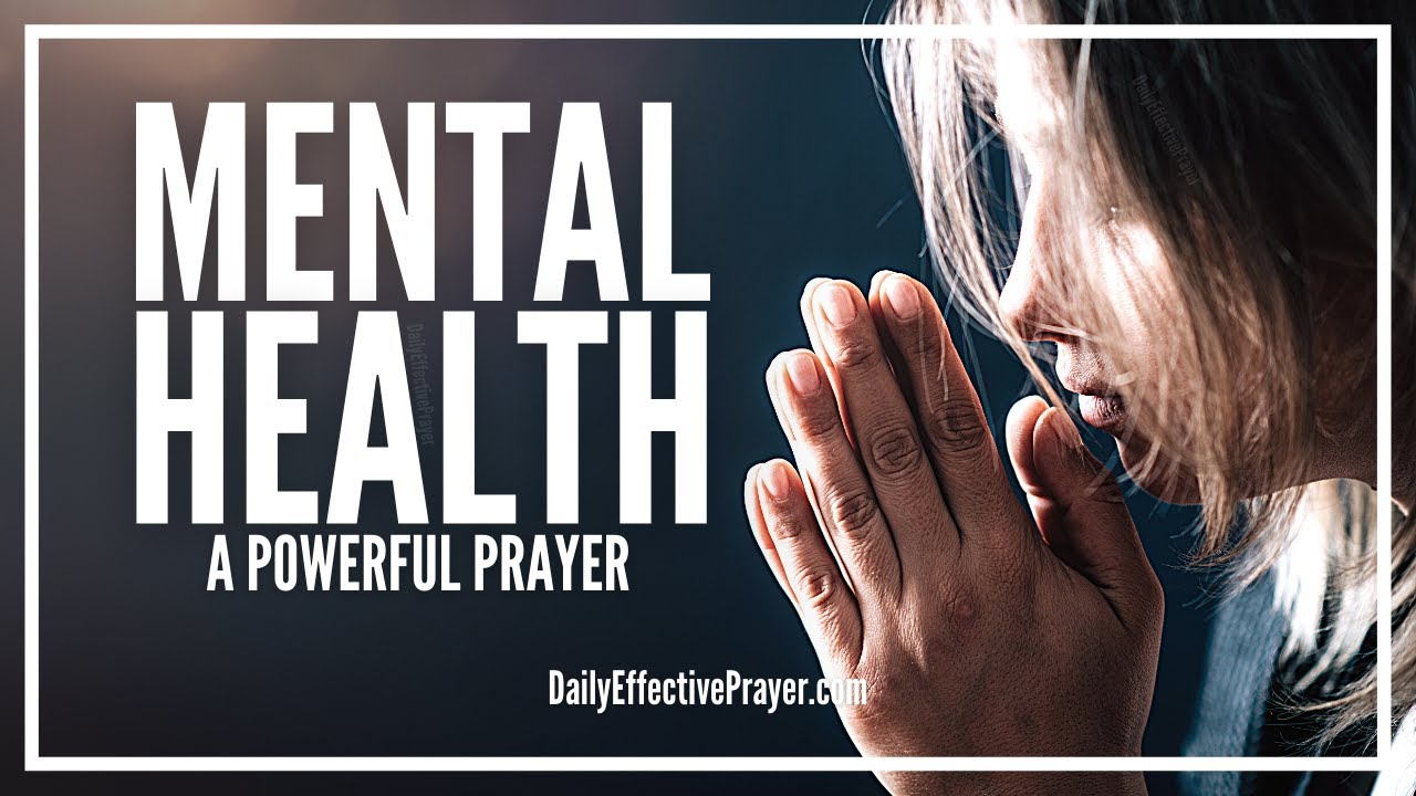 Prayer For Mind Healing | Prayer For Healing Your Mind