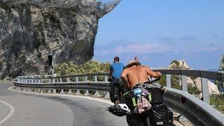 YOLO TOUR : Du sud de la France vers l'Italie