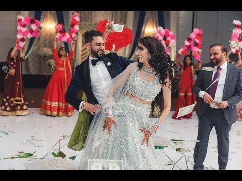 surprise-engagement-performance-2019-|-bhangra-part-1