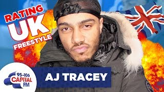 AJ Tracey Rates Freestyle Raps From Across The UK 🇬🇧 | FULL INTERVIEW | Capital
