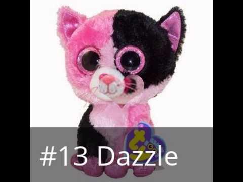 Top 20 Rare Beanie Boos