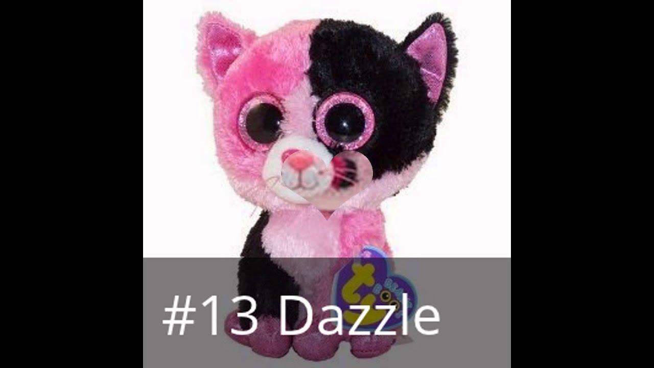 Top 20 Rare Beanie Boos - YouTube 8f9159c1dda