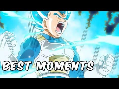 BEST VEGETA MOMENTS in Dragon Ball Super