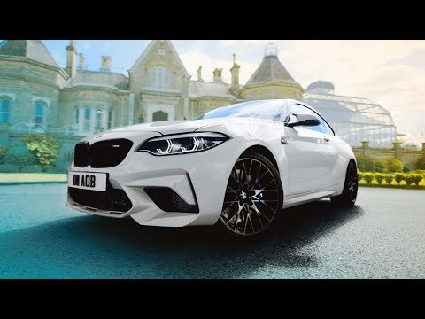 The BMW M2 Competition: Maxed Out Tech!