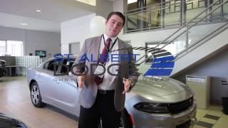 2016 Dodge Charger SXT   AWD V6   Silver Billet   St. Albert, AB
