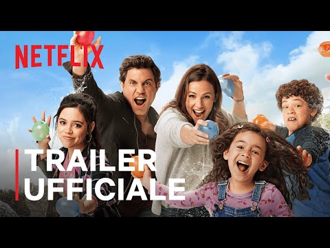 Yes Day con Jennifer Garner | Trailer ufficiale | Netflix
