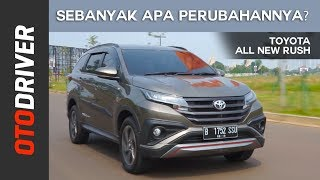 Toyota All New Rush 2018 Review Indonesia | OtoDriver