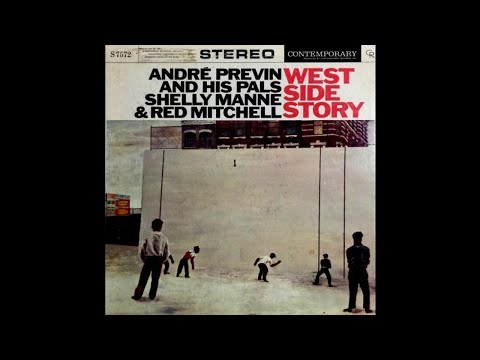 André Previn And His Pals - West Side Story [1960] (Full Album)