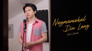 Karl Zarate - Nagmamahal Din Lang (Performance Video)