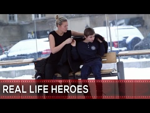 Thumbnail: REAL LIFE HEROES: Restore Your Faith in Humanity in 2017 🙏 😢