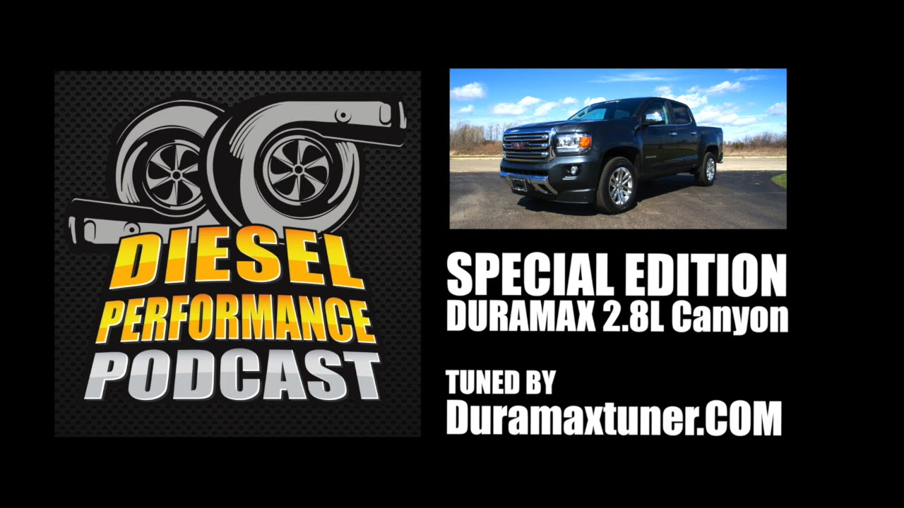 2 8l Diesel Canyon Tuned By Duramaxtuner Com Youtube