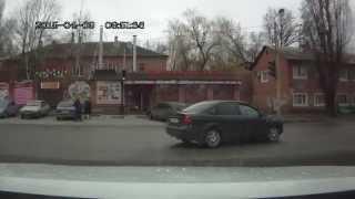 Освежение перцовым баллончиком!(Хамства на дорогах!, 2015-04-09T10:34:24.000Z)