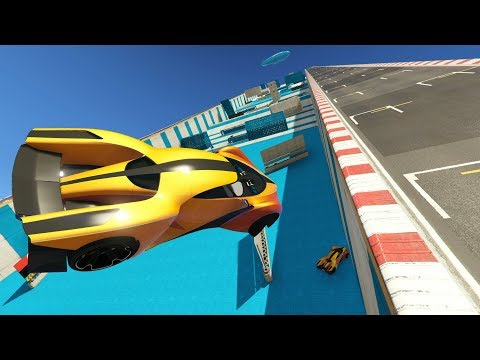 MINIJUEGO! LA RAMPA 9999% IMPOSIBLE! - GTA 5 ONLINE - GTA V ONLINE