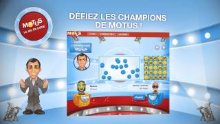 Motus - le jeu le ligne / Vidéo officielle