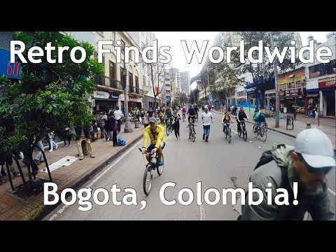 Retro Finds Worldwide Ep. 1 - Bogota, Colombia Game Hunting