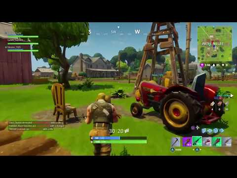 SQUAD BATTLE VICTORY - FORTNITE BATTLE ROYALE