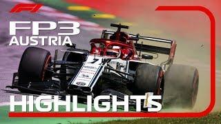 2019 Austrian Grand Prix: FP3 Highlights
