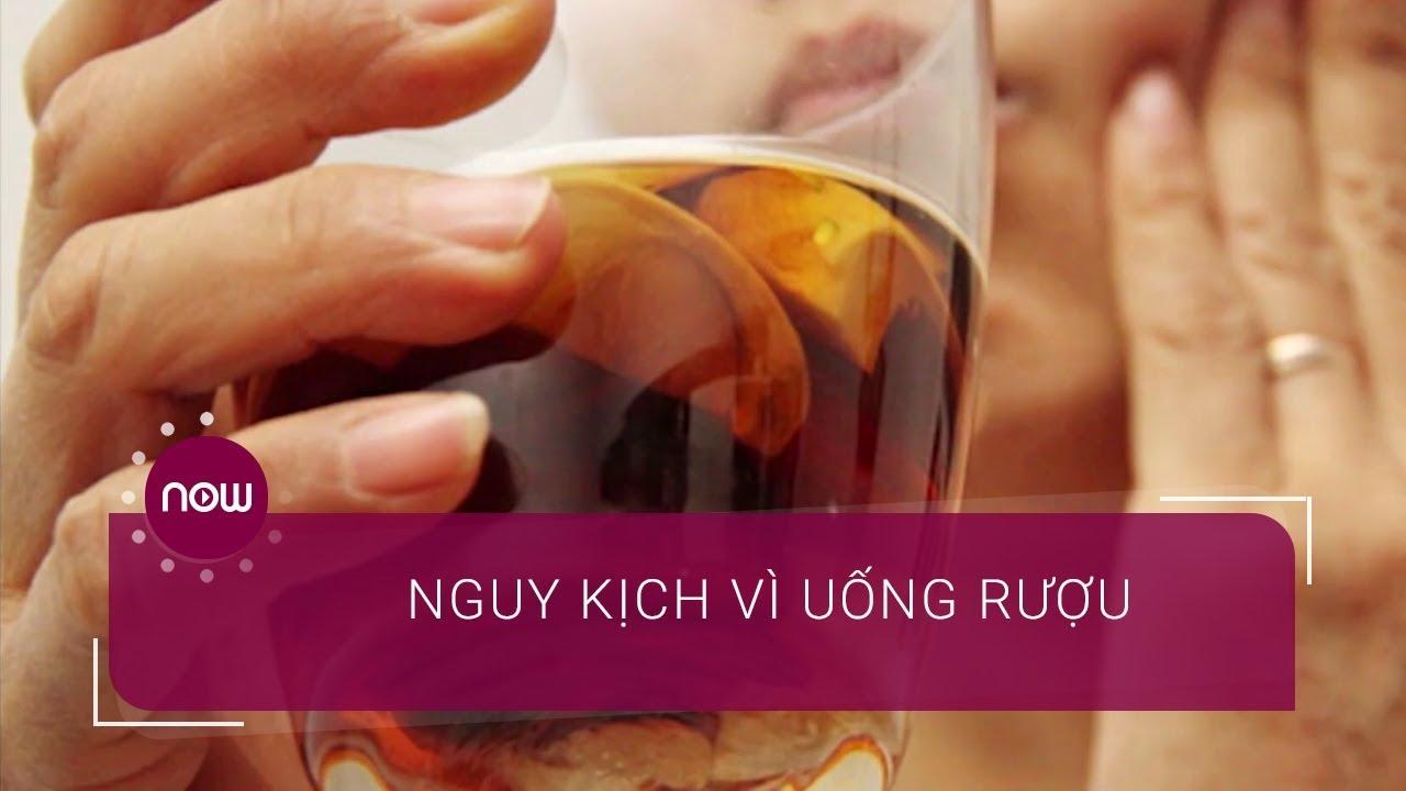 Thái Nguyên: Suýt mất mạng vì uống rượu cau khô