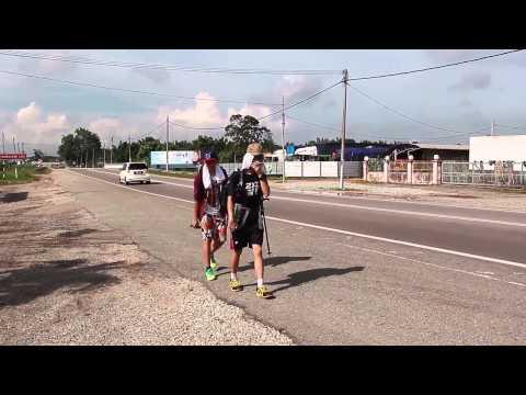Long Walk To Melaka Video