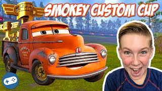 Smokey Cars 3 Driven To Win Grand Prix Cup PS4