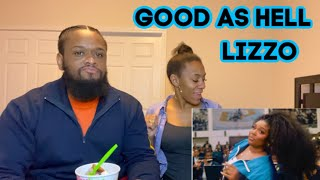 Lizzo - Good As Hell  REACTION