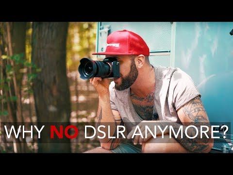 WHY NOT BUY a DSLR in 2017 !? 📷 Benjamin Jaworskyj