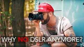 One of Benjamin Jaworskyj's most viewed videos: WHY NOT BUY a DSLR in 2017 !?  Benjamin Jaworskyj