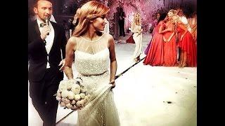 Свадьба Ксении Бородиной и Курбана Омарова  3 июля 2015 года