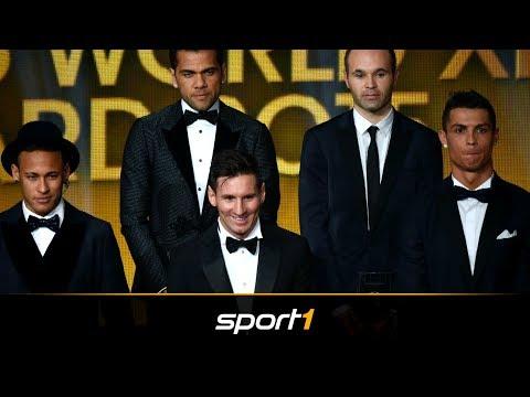Nicht Messi, nicht CR7: Dani Alves ist der erfolgreichste Spieler aller Zeiten | SPORT1