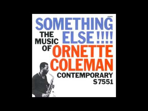 Ornette Coleman - Something Else!!! (1958) FULL ALBUM