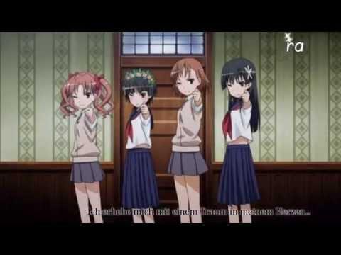 Toaru Kagaku No Railgun OVA Opening