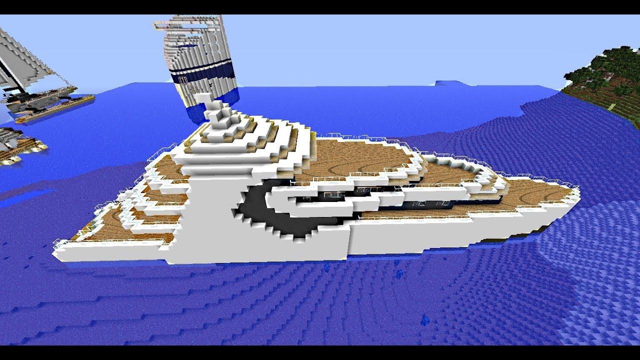 Projet Genesis #16 - Yacht ! partie 5 - YouTube