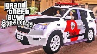 GTA Policia - Policia Militar em Patrulhamento