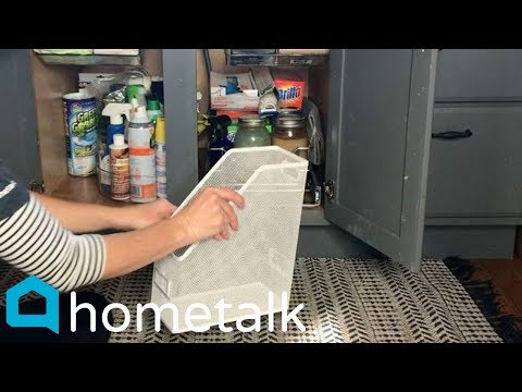 Kitchen Organizing - Declutter your kitchen in no time with these brilliant tricks!   Hometalk