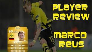 FIFA14 UT | PLAYER REVIEW | RECENSIONE MARCO REUS | FINALMENTE UNO CHE SA COME SODDISFARTI
