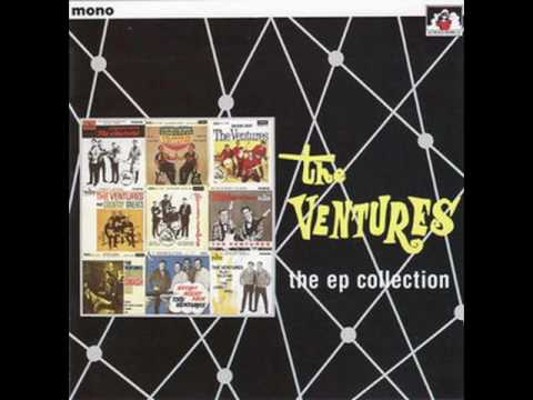 THE VENTURES - THE EP COLLECTION [320 Kbps]