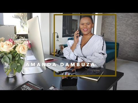 Amanda Dambuza: South African entrepreneur rakes in success