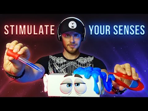 ASMR | STIMULATE YOUR SENSES – How it feels to get tingles