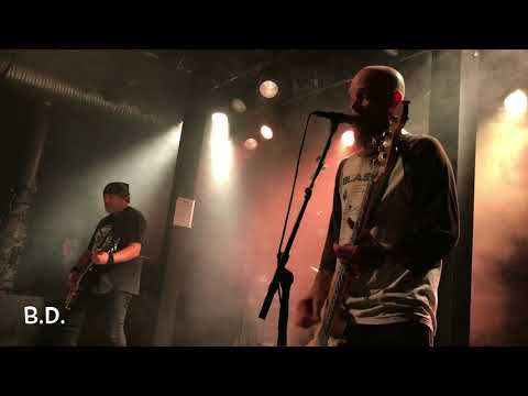 Nick Oliveri Death Electric Band - Endless Vacation - Live at Blå - 20.7.2018 - Oslo - Ramones Cover indir