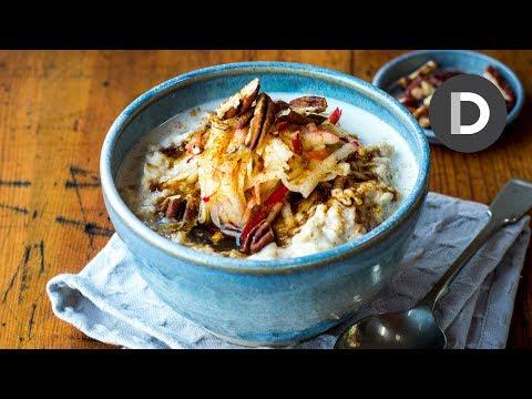 4 BEST Oatmeal & Porridge Recipes feat. Flahavans!