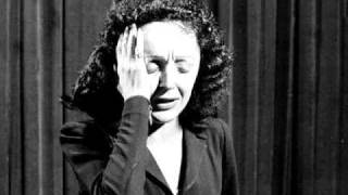 Edith Piaf - Mon Dieu (My God)