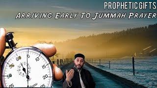 Prophetic Gifts: Arriving Early To Jummah Prayer [Shaikh Waleed Hilal] 2017 Video