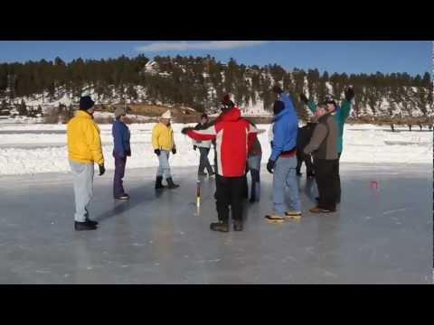 Winter Olympics Team Building Games Colorado Utah Youtube