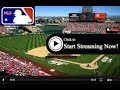Cleveland Indians vs Los Angeles Dodgers Live Streaming  2017