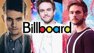 Download Zedd - Billboard Chart History Mp3