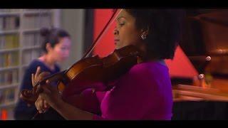 Rebecca Clarke: Passacaglia on an Old English Tune   Amber Archibald, viola & Jamie Namkung, piano