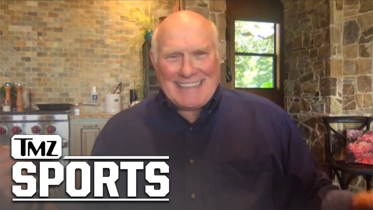 Terry Bradshaw's Kinda Sure He's the Alpha on Family's New ...