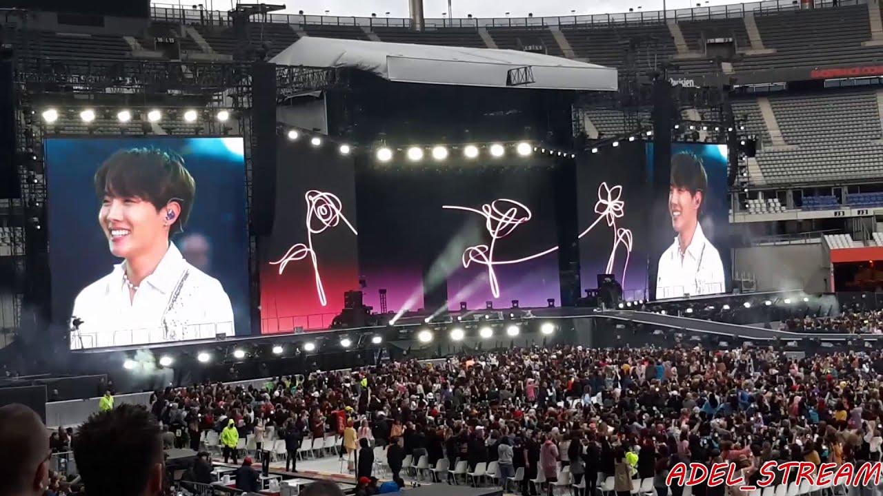 BTS Paris 2019 Full Concert