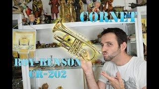 Roy Benson CR-202 Cornet - Musical Instrument